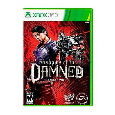 Jogo Shadows of The Damned - Xbox 360 Seminovo