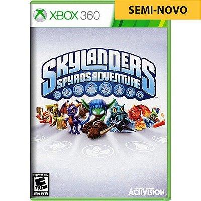 Jogo Skylanders - Xbox 360 (Seminovo)
