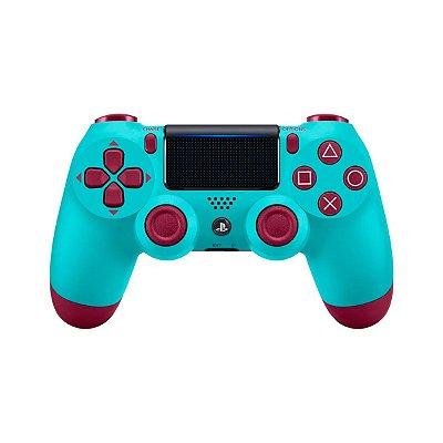 Controle Sem Fio Berry Blue - PS4