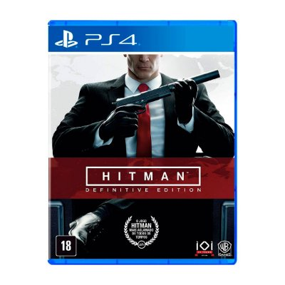 Jogo Hitman Definitive Edition - PS4 (Seminovo)