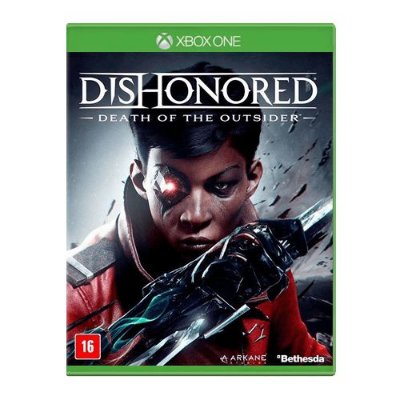 Jogo Dishonored Death of The Outsider - Xbox One