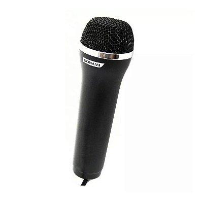 Microfone Logitech USB Seminovo