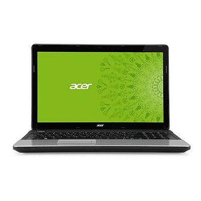 "Notebook Acer Aspire E1-571 Intel I3-2328M RAM 4GB SSD 120GB LED 15.6"" Seminovo"
