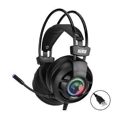 Headset Scorpion Marvo Solid HG9018 RGB USB - PC