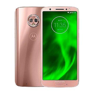 Smartphone Motorola Moto G6 64GB 4GB Rose Seminovo