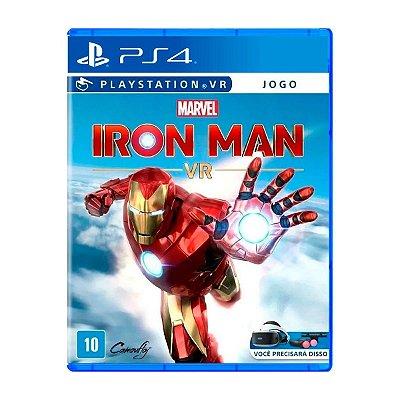 Jogo Iron Man - PS4 VR