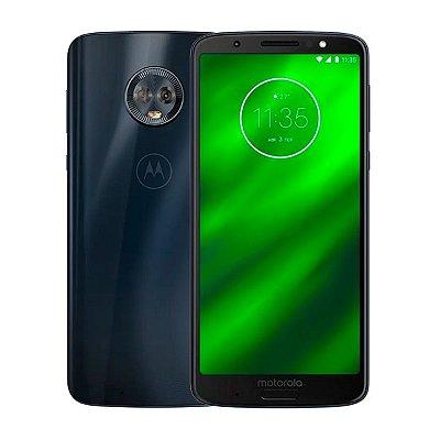 Smartphone Motorola Moto G6 64GB 3GB Azul Indigo Seminovo