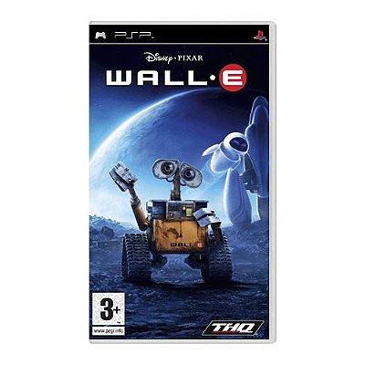 Jogo Wall-E - PSP Seminovo