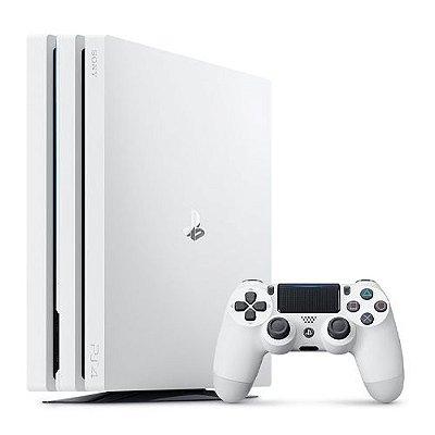 Console PS4 Pro 1TB Branco