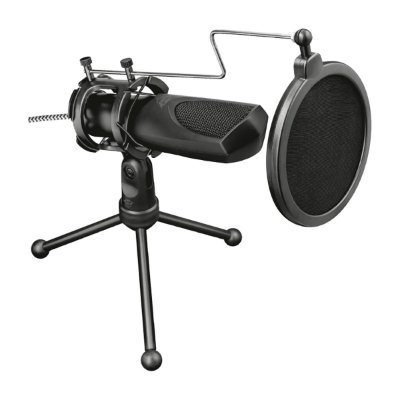 Microfone Trust GTX 232 Mantis USB - PC / Note
