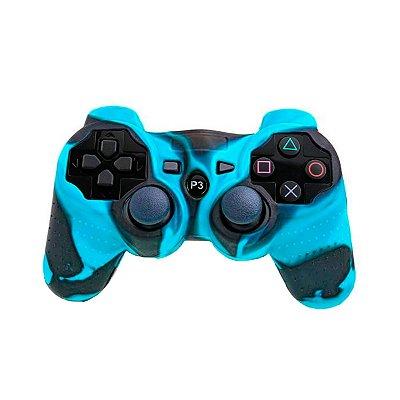 Capa Silicone Controle Feir - PS3