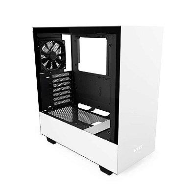 Gabinete Gamer NZXT Solid H510B Sem Fonte