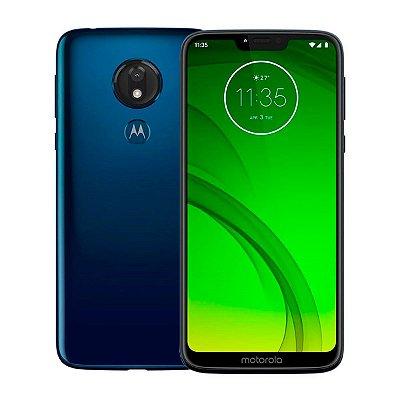 Smartphone Motorola G7 Play 32GB 2GB Azul Seminovo