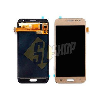 Pç Samsung Combo J7 G610 Prime Dourado - Incel