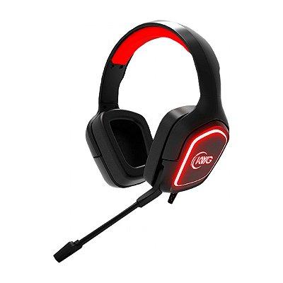 Headset Gamer Multi Color KWG Taurus E1