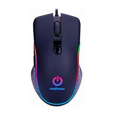 Mouse Com Fio One Power MO505