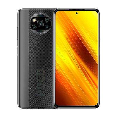 Smartphone Poco X3 64GB 6GB 4K Cinza
