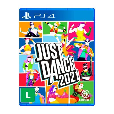 Jogo Just Dance 21 - PS4