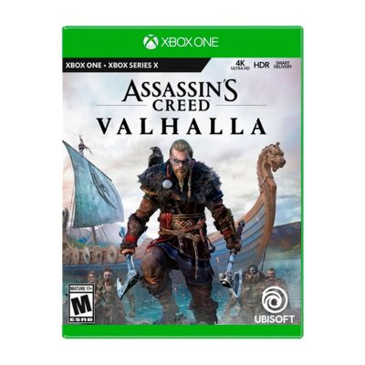 Jogo Assassins Creed Vallhalla - Xbox One