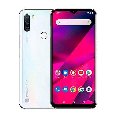 Smartphone Blu G90 64GB 4GB Branco