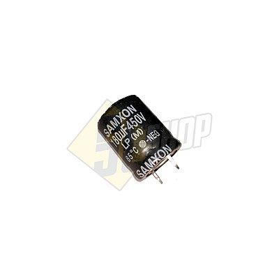 Pç Capacitor Eletrolítico 180uF 450v
