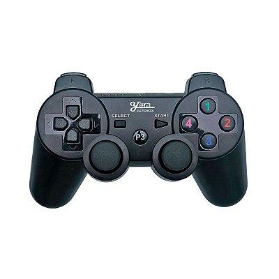 Controle Doubleshock III Yara com Fio - PS3 C1N