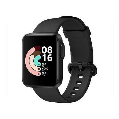 Relógio Xiaomi Mi Watch Lite Preto