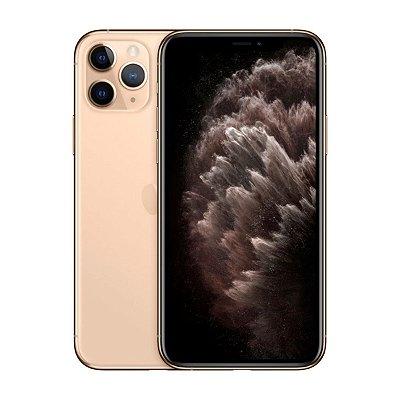 Smartphone Apple iPhone 11 Pro Max 64GB 4GB Dourado Seminovo