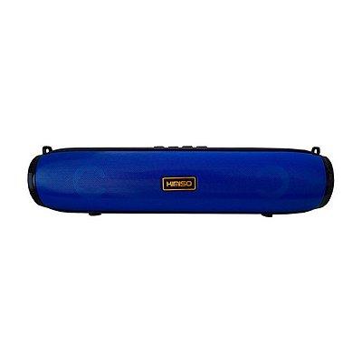 Caixa de Som SXZ Kimiso KM-203 LED Bluetooth Com Rádio