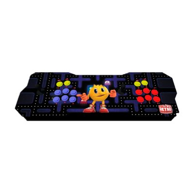 Console Fliperama Raspberry Duplo PacMan + 10 mil Jogos