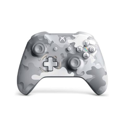 Controle Wireless Artic Camo - Xbox One