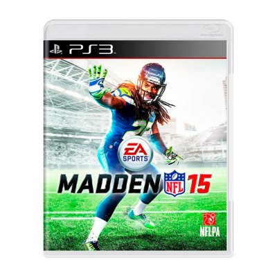 Jogo Madden NFL 15 - PS3 (Seminovo)
