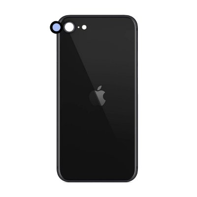 Pç Apple Tampa Traseira iPhone XR Preto Com Lente