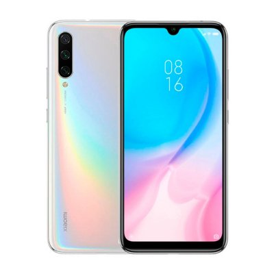Smartphone Xiaomi Mi A3 Dual 64GB 4GB Branco Seminovo