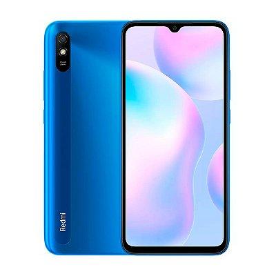Smartphone Xiaomi Redmi 9A 32GB 3GB Azul