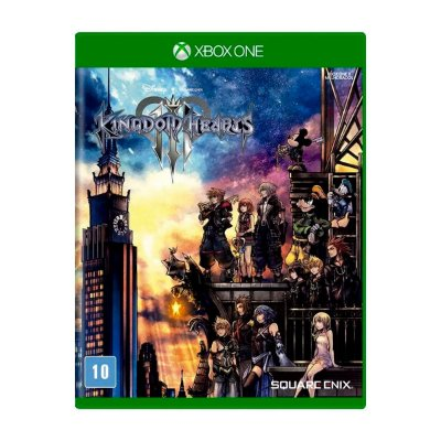 Jogo Kingdom Hearts 3 - Xbox One (Seminovo)