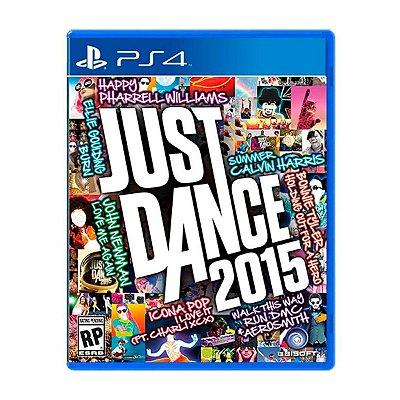 Jogo Just Dance 2015 - PS4  (Seminovo)