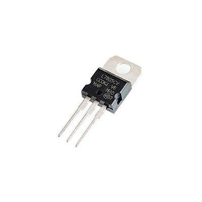 Pç Regulador de Tensão LM 7805