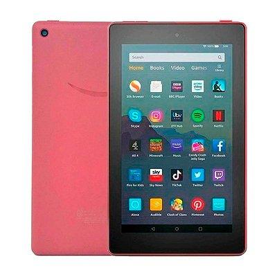 Tablet Amazon Fire 7 16GB 1GB Alexa Plum