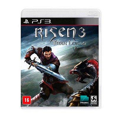 Jogo Risen 3 Titan Lords - PS3