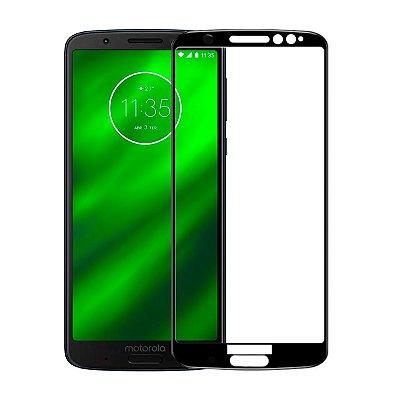 Película 3D Motorola Moto G6 Plus