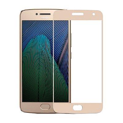 Película 3D Motorola Moto G5 Plus