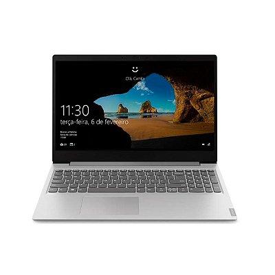 "Notebook Lenovo Ultrafino Ideapad BS145 i5 8ª Geração 8GB RAM 240GB SSD 15.6"" Seminovo"
