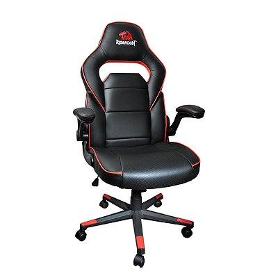 Cadeira Gamer Redragon Solid Assassin Preta