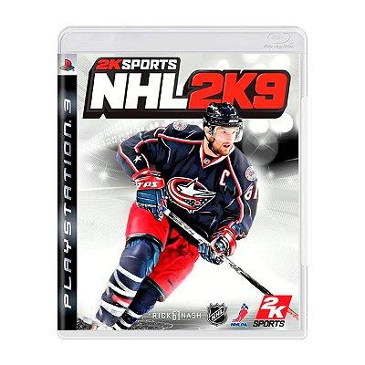 Jogo NHL 2K9 - PS3 Seminovo