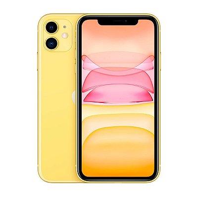 Smartphone Apple iPhone 11 64GB 4GB Amarelo