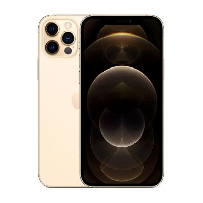 Smartphone Apple iPhone 12 Pro Max 256GB 6GB Dourado