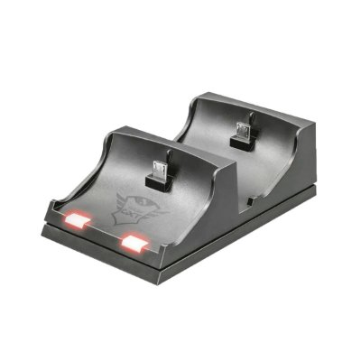 Suporte Carregador Controle PS4 Trust GXT 235