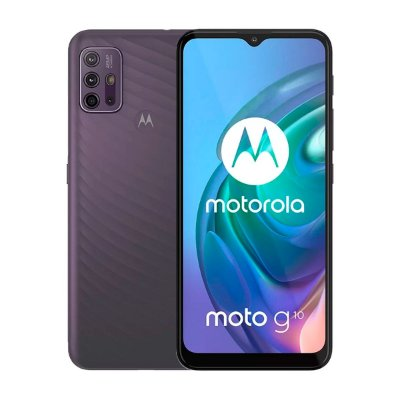 Smartphone Motorola Moto G10 128GB 4GB Aurora Grey