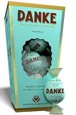 Caixa Bombons Danke  De Chocolate Cremoso Ao Leite